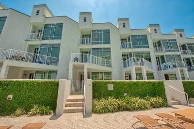 South Padre Island Condo/Townhouse For Sale: 310a Padre Blvd. #107