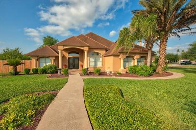 Los Fresnos Single Family Home For Sale: 32819