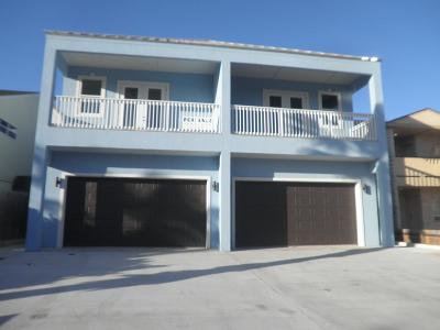 South Padre Island Condo/Townhouse For Sale: 108 E Mars #A