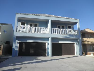 South Padre Island Condo/Townhouse For Sale: 108 E Mars #B