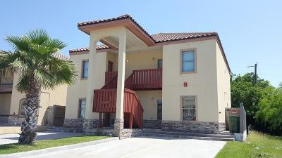 South Padre Island Condo/Townhouse For Sale: 105 E Pike St. #4