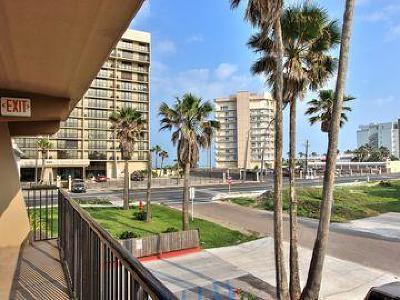 South Padre Island Condo/Townhouse For Sale: 110 E Pompano St. #204/405