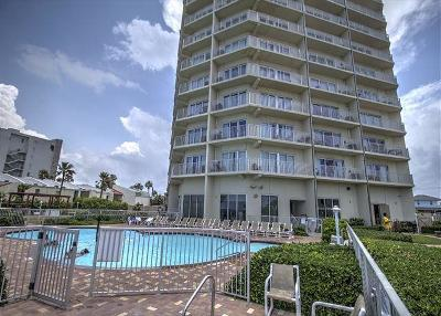 South Padre Island Condo/Townhouse For Sale: 2000 Gulf Blvd. #508
