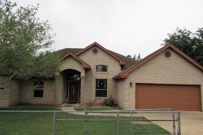 Los Fresnos Single Family Home For Sale: 511 W 6th Street