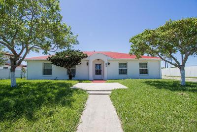 Port Isabel Single Family Home For Sale: 1813 North Shore