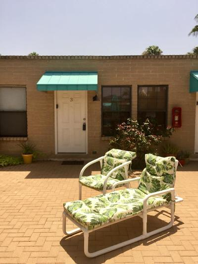 South Padre Island Condo/Townhouse For Sale: 211 W Bahama St. #103