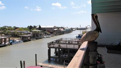 Port Isabel Condo/Townhouse For Sale: 1016 Tarpon Ave #12
