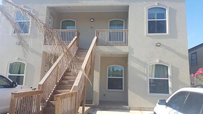 South Padre Island Condo/Townhouse For Sale: 111 E Venus Ln #4
