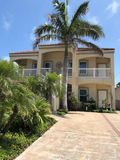 South Padre Island Condo/Townhouse For Sale: 119 E Bahama St. #3