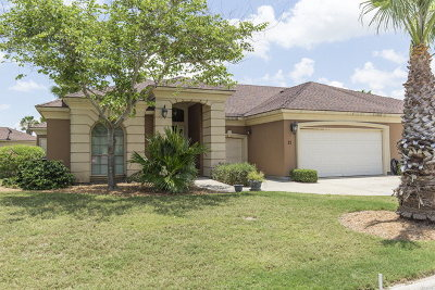 Laguna Vista TX Condo/Townhouse For Sale: $224,900