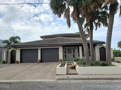 Port Isabel Single Family Home For Sale: 706 North Shore