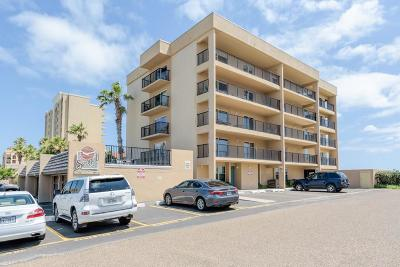 South Padre Island Condo/Townhouse For Sale: 4100 Gulf Blvd. #203