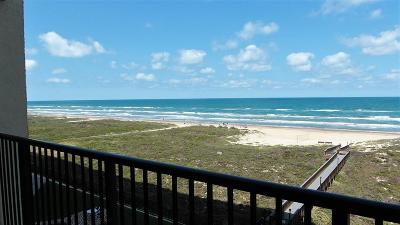South Padre Island Condo/Townhouse For Sale: 3000 Gulf Blvd. #509