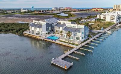 South Padre Island Condo/Townhouse For Sale: 6101 Padre Blvd. #102