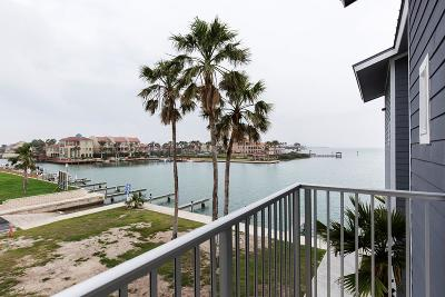 South Padre Island Condo/Townhouse For Sale: 6101 Padre Blvd. #403