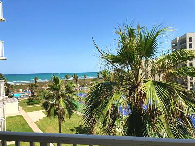 South Padre Island Condo/Townhouse For Sale: 408 Padre Blvd. #9044