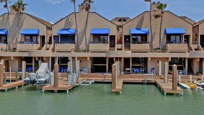 South Padre Island TX Condo/Townhouse For Sale: $639,000