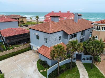 South Padre Island TX Single Family Home For Sale: $2,850,000
