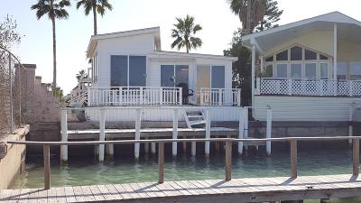 Port Isabel Single Family Home For Sale: 60 Abalone Circle