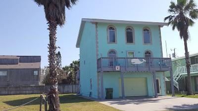 South Padre Island TX Single Family Home For Sale: $447,000