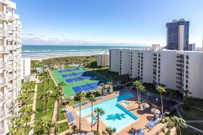 South Padre Island Condo/Townhouse For Sale: 404 Padre Blvd. #3117