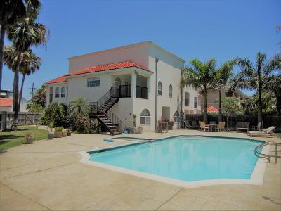 South Padre Island Condo/Townhouse For Sale: 103 Palmetto Dr #A