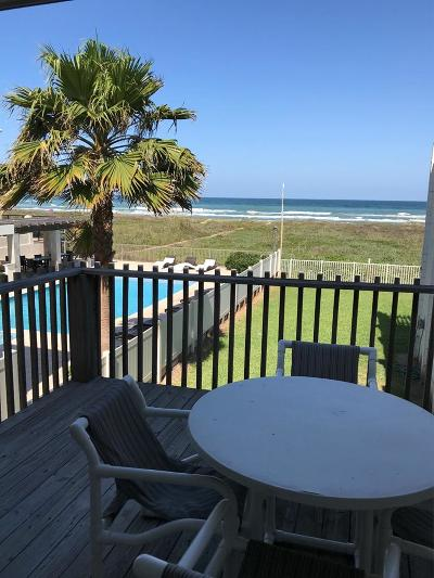 South Padre Island Condo/Townhouse For Sale: 2308 Gulf Blvd. #210