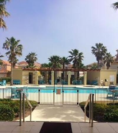 South Padre Island Condo/Townhouse For Sale: 111 E Hacienda Dr. #203