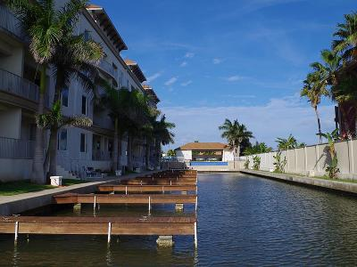 South Padre Island Condo/Townhouse For Sale: 5909 Padre Blvd. #202