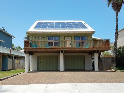 South Padre Island TX Single Family Home For Sale: $369,500