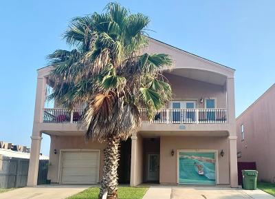 South Padre Island TX Single Family Home For Sale: $379,500