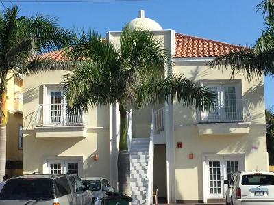 South Padre Island Condo/Townhouse For Sale: 107 E Harbor St. #1,  2,