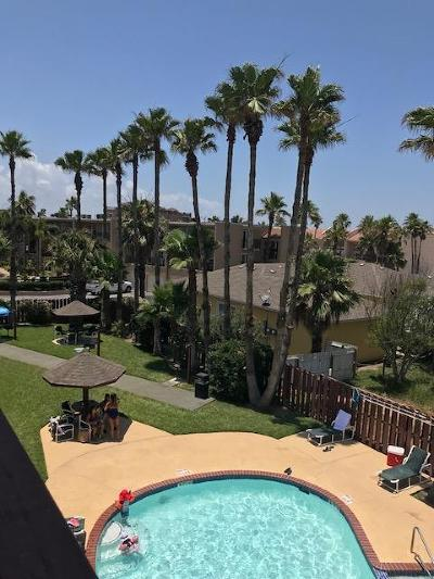 South Padre Island Condo/Townhouse For Sale: 308 E Morningside Dr. #304