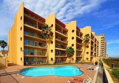 South Padre Island Condo/Townhouse For Sale: 4400 Gulf Blvd. #202