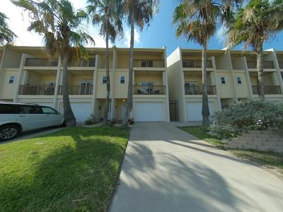 Port Isabel Condo/Townhouse For Sale: 226 Houston St. #220