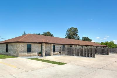 Bayview, Los Fresnos Multi Family Home For Sale: 32547 Melon Dr.