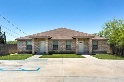 Los Fresnos Multi Family Home For Sale: 32722 Joya St.