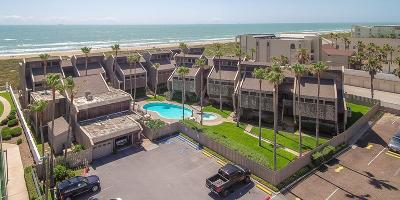 South Padre Island Condo/Townhouse For Sale: 2500 Gulf Blvd. #103A