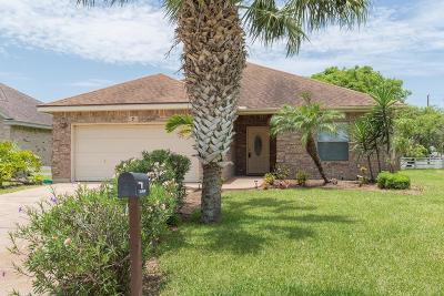 Laguna Vista Single Family Home For Sale: 7 Pebble Beach Dr