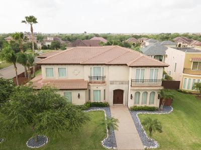 Harlingen Single Family Home For Sale: 4425 Park Bend