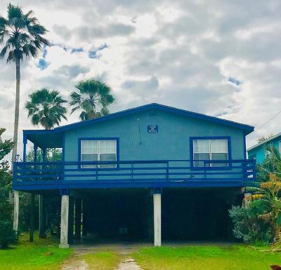 South Padre Island TX Single Family Home For Sale: $200,000