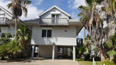 Port Isabel TX Single Family Home For Sale: $249,900