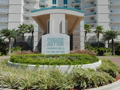 South Padre Island Condo/Townhouse For Sale: 310a Padre Blvd. #1608