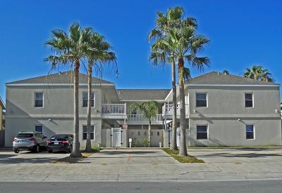 South Padre Island Condo/Townhouse For Sale: 125 E Esperanza St. #2