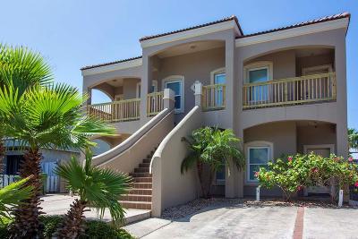 South Padre Island Condo/Townhouse For Sale: 131 E Mars #1