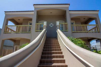 South Padre Island Condo/Townhouse For Sale: 131 E Mars #2