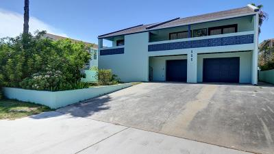 South Padre Island Single Family Home For Sale: 116 E Oleander St.