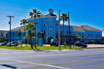 South Padre Island Commercial For Sale: 5601 W Padre Blvd. #48 rooms