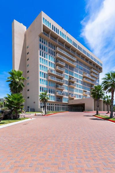 South Padre Island Condo/Townhouse For Sale: 6300 Padre Blvd. #1001