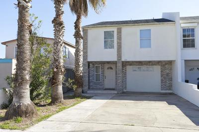 South Padre Island Condo/Townhouse For Sale: 125 E Verna Jean Dr.